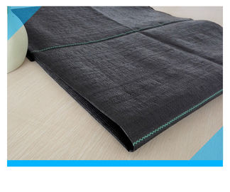 Circle Loom Polypropylene Woven Geotextile Fabric ISO9001 High Strength