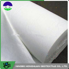 PET Geotextile Filter Fabric / Needle Punched Non Woven Geotextile